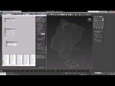 Sticky Rain Tutorial 001 (collision and trails) - YouTube