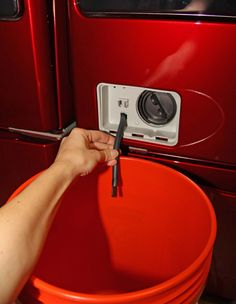 How to Empty and Clean Out Your Washer's Drain Pump Filter   Home Savvy
