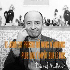 Impôts - Michel Audiard