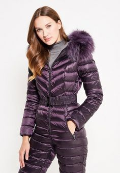 Комбинезон Conso Wear выполнен из быстросохнущего материала с утеплителем из натурального пуха и ...