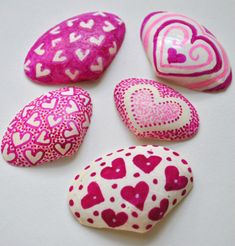 Those three words can be scary! Make them easier by turning everyday objects into heartfelt Valentine's Day greetings.