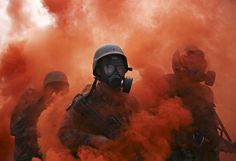 Chinese military training - Photos of the week - The week in pictures - September 19-25, 2015 - Pictures - CBS News