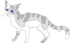 Ivypool by ukariwarriorcats on tumblr