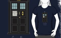 Consulting Timelord by Njam