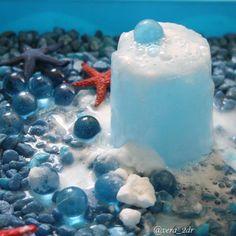 Ледяной вулкан - Игры с детьми - Babyblog.ru