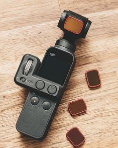 Leoie Sunnylife Portable Phone Clip Holder Mount//Tripod Bracket for DJI Osmo Pocket Handheld Gimbal Stabilizer Accessories Black Phone Clip