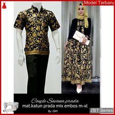 Batik Couple Savana Bali Modern