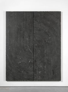 Minimalist Artwork Reflecting On The Human Condition: UNTITLED, 2016. Plaster, gesso & lacquer on wood. 80 x 64 inches by Davide Balliano