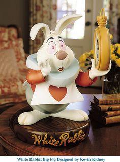White Rabbit Big Figure, via Flickr.