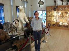 Het Natuurhistorisch Museum in Rotterdam heeft naast de prestigieuze Museumprijs heeft gegrepen. De publieksprijs wordt jaarlijks uitgereikt...