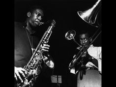 """John Coltrane - From the 1958 album """"Stardust"""" which John Coltrane, originally issued under Wilbur Harden's name."""
