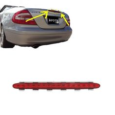New OE Mercedes 2098201056 Rear Third Brake Lamp  High Mount Light In Trunk *** Check this awesome product by going to the affiliate link Amazon.com at the image.