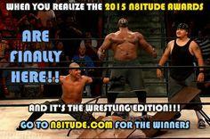 2015 n8itude Awards - Lucha Underground