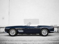 Ferrari 250 GT - LWB California Spider (1959).
