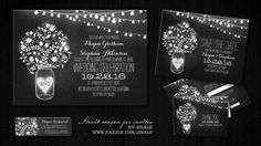 MODERN WEDDING | Wedding and Party Invitations