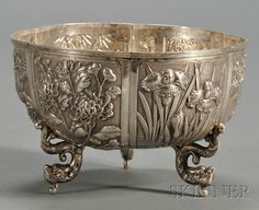 All sizes | Chinese Export Silver Bowl | Flickr - Photo Sharing!