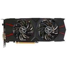 COLORFUL GeForce GTX1060 Ymir U-3GD5  Graphics Card (GPU) 1506-1708MHz PCI-E X16(3.0) DVI+HDMI+3DP Video Card With 2 Fans 1060 U-3GD5 Gaming Pcs, Ymir, Video Card, Fans, Graphics, Colorful, Graphic Design
