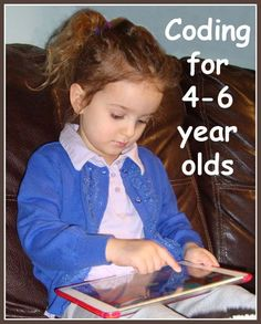 Kid approved.  Our top 8 ways for 4 to 6 year olds to learn to code.  Great for pre-readers, Kindergarten or Grade 1 level kids.