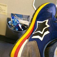 【Atlantic STARS】 Antares NN-89B✔️  株式会社CINQUE STELLE http://shop.cinquestellejapan.com  #AtlanticSTARS #AtlanticSTARSjapan #cinquestellejapan #madeinitaly #italy #sneakers #15fw #アトランティックスターズ #チンクエステッレ #ハンドメイド #スニーカー #イタリア