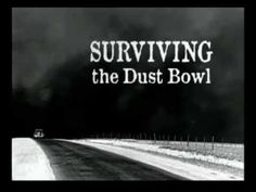 American Experience: Surviving the Dust Bowl  awesome*******