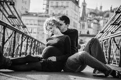 seance grossesse lyon Beaux Couples, Cecile, Couple Photos, Petite Fille, Photography, Couple Shots, Couple Photography, Couple Pictures