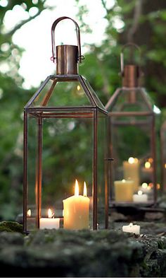 Lanterns #anthroregistry