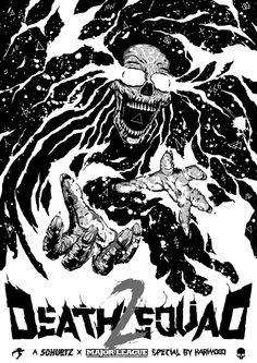 DEATH SQUAD 2 By Karimooo