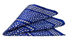 Accessorize boldly, with this SANTOSTEFANO Abstract Geometric Blue Silk Pocket Square!     Find yours! http://www.frieschskys.com/accessories/pocket-squares     #frieschskys #mensfashion #fashion #mensstyle #style #moda #menswear #dapper #stylish #MadeInItaly #Italy #couture #highfashion #designer #shopping