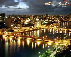 Recife, Brazil. My hometown!