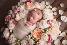 Indian Land SC Fort Mill SC Baby Girl Photography | Newborn Studio Session {Mills}
