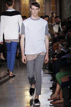 Milano Moda Uomo - Frühjahr/Sommer 2015: No. 21 - GQ