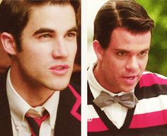 Props, Puck as Blaine.