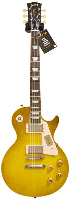 Gibson Collector's Choice #13 Gordon Kennedy 59 Les Paul Spoonful Burst #CC13A068 Main Product Image