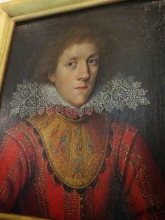 Gabriel II de Goulaine, Seigneur puis 1er. Marquis de Goulaine, Vicomte de Rezé (1598-1666), Seigneur du Faouët, du Saint, de Kerjean, du Pallet, de La Brouardière et de Saint-Nazaire, chevalier des Ordres du Roi.