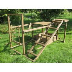 Vertical Kayak Storage Dicha Chicken Play Center - This chicken play treats your hens to some fun. Great for multiple chickens use with free-range chickens in a coop. Portable Chicken Coop, Best Chicken Coop, Backyard Chicken Coops, Chicken Coop Plans, Building A Chicken Coop, Chickens Backyard, Chicken Swing, Chicken Roost, Backyard Farming