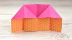 house origami – RechercheGoogle Triangle Shape, Origami Paper, All You Need Is, Recherche Google, House, Disorders, Favorite Color, How To Make, Pictures