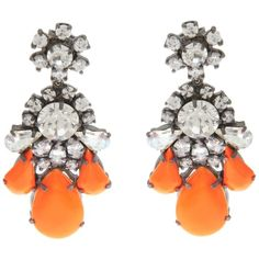 SHOUROUK 'DS' earring ($475) found on Polyvore
