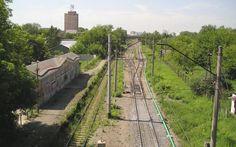 Бывшая пассажирская платформа железнодорожной станции Мальчики