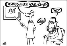 """Forges: Rajoy siempre con el """"no""""..."""