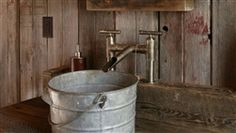 Rustic Faucet From Rusticsinks.com