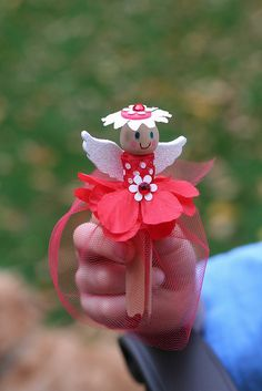 Ruby flower fairy | Flickr - Photo Sharing!