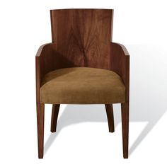 Modern Hollywood Arm Chair - Dining Chairs - Furniture - Products - Ralph Lauren Home - RalphLaurenHome.com