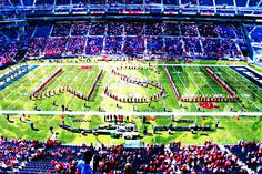 WSU Marching Band. Go Cougs!  Follow us on instagram @WSUAdmissions