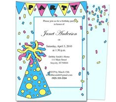 Awesome Birthday Party Invitation Maker Beautiful 64 On Invitations Cards Inspiration With