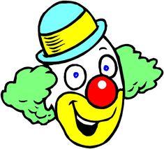 happy clown clip art happy clowns free download clip art free rh pinterest co uk free crown clipart black and white free clown clipart