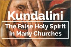 """In Matthew 24:24 Jesus warned us of counterfeit """"great signs and wonders"""" that would occur in the last days. We are seeing that with the emergence of the New Age thinking right inside many churches...."""