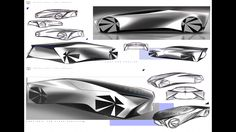 toyota concept on Behance