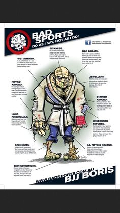 #Bjj Please don't!!