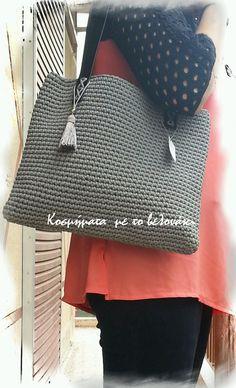 crochet bag Crafting, Tote Bag, Wallet, Crochet, Bags, Fashion, Handbags, Moda, La Mode