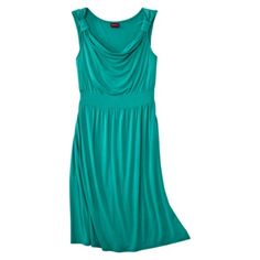 Love!!! From Target (online only), comes in my size and is only $19.99!! Would have to wear something light with sleeves over - maybe lacy. Love this!! dj